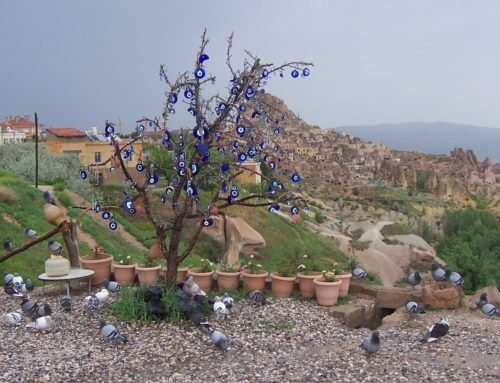 Places we've been: Goreme (Turkey)